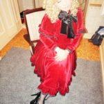 雌豚奴隷め!下女の復讐!!〜絞め技&キャットファイト&脚フェチプレイ・・お嬢様女装 千春ちゃん編