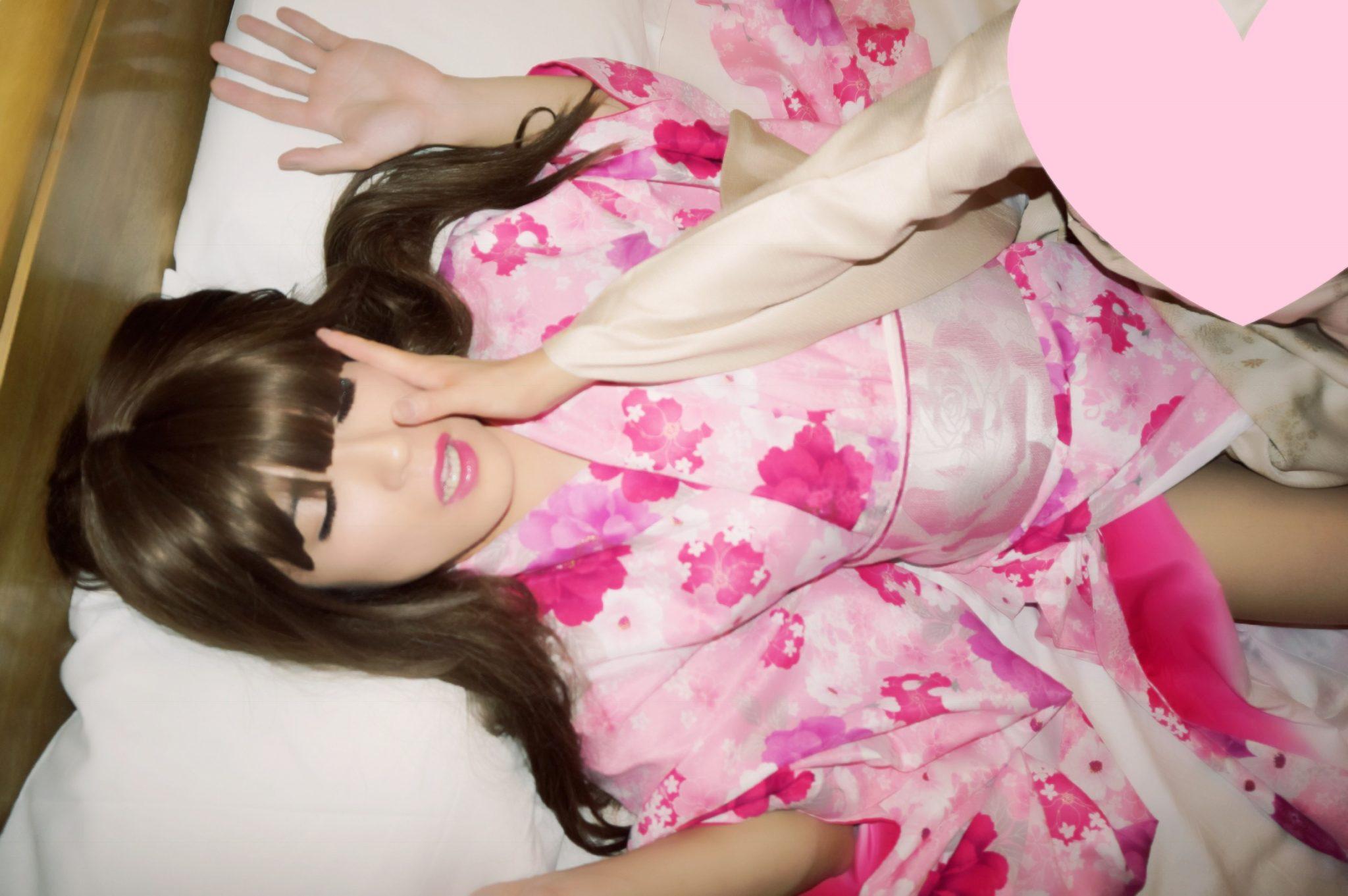 教えて先生❤魅惑の着付け教室・・・和装女装レズSMコース~りんちゃん編