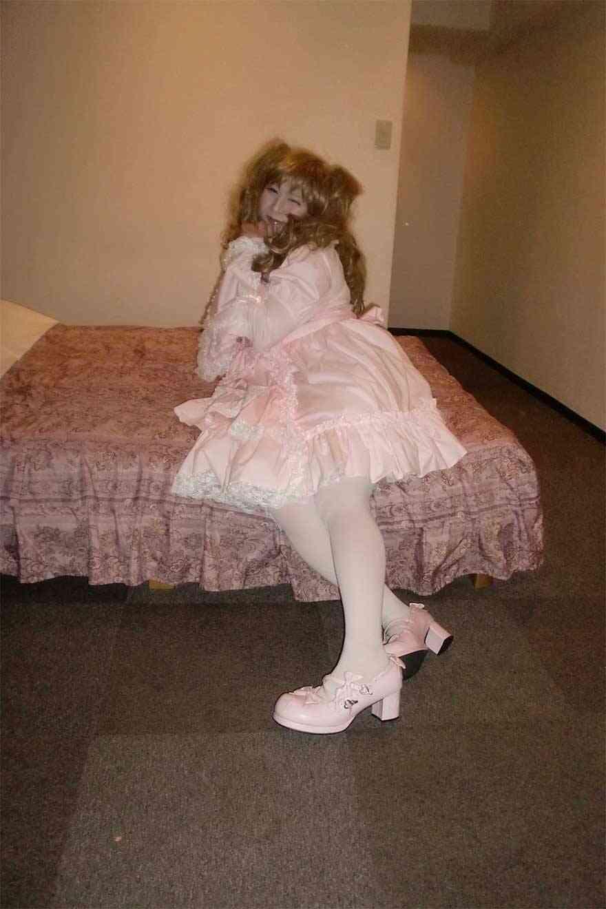 真夜中のエロ人形 最後の絶頂 ゆうなちゃん編りん